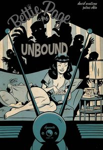 [Bettie Page: Unbound #6 (Cover B Chantler) (Product Image)]