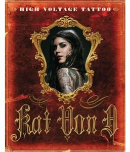 [High Voltage Tattoo (Hardcover) (Product Image)]