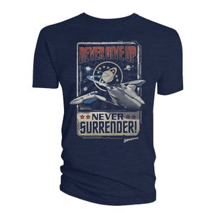 [Galaxy Quest: T-Shirt: Never Give Up, Never Surrender! (Product Image)]