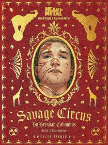 [Savage Circus: Unstable Elements (One Shot) (Product Image)]