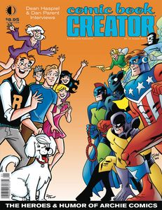 [Comic Book Creator #16 (Product Image)]