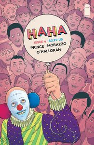 [Haha #6 (Cover A Morazzo & Ohalloran) (Product Image)]