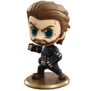 [Avengers: Infinity War: Cosbaby Figure: Captain America (Product Image)]
