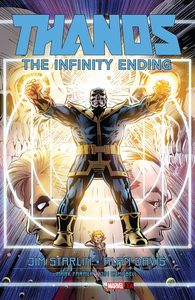 [Thanos: OGN Infinity Ending (Hardcover) (Product Image)]
