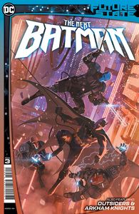 [Future State: The Next Batman #3 (Cover A Ladronn) (Product Image)]