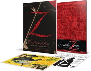 [The Mark Of Zorro: 100 Years Of The Masked Avenger: Art Book (Deluxe Edition Hardcover) (Product Image)]