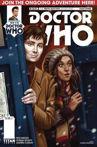 [Doctor Who: 10th Doctor: Year Three #10 (Cover A Iannicello) (Product Image)]