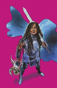 [Mighty Valkyries #3 (Jimenez Pride Month Virgin Variant) (Product Image)]