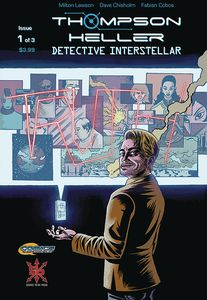 [Thompson Heller: Detective Interstellar #1 (Product Image)]