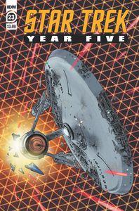 [Star Trek: Year Five #23 (Product Image)]