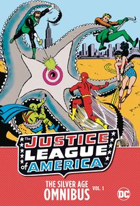 [Justice League Of America: Silver Age Omnibus: Volume 1 (New Edition Hardcover) (Product Image)]