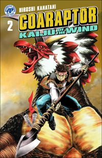 [The cover for Coaraptor One Shot #2: Kaiju Of The Wind]