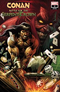 [Conan: Battle For The Serpent Crown #1 (Luke Ross Variant) (Product Image)]
