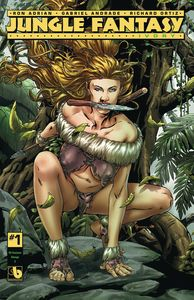 [Jungle Fantasy: Ivory #1 (Ks Costume Change C) (Product Image)]