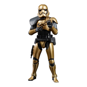 [Star Wars: Galaxy's Edge: Black Series Action Figure: Commander Pyre (Product Image)]