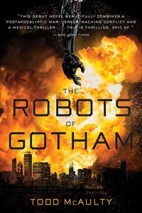 [The Robots Of Gotham (Product Image)]