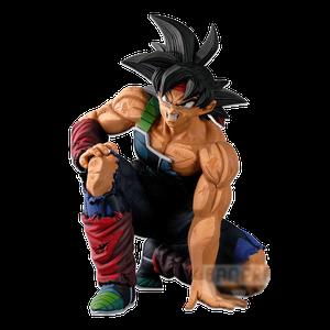 [Dragon Ball Super: World Figure Colosseum 3: Super Master Stars Piece Statue: Bardock (Two Dimensions) (Product Image)]