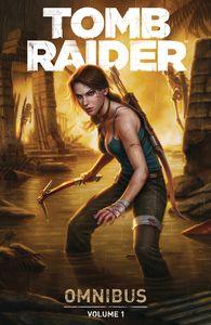 [Tomb Raider: Omnibus: Volume 1 (Product Image)]