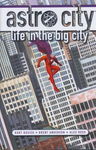 [Astro City: Life In The Big City (Hardcover - New Edition) (Product Image)]