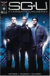 [Stargate Universe: Back To Destiny #4 (Photo Cover) (Product Image)]
