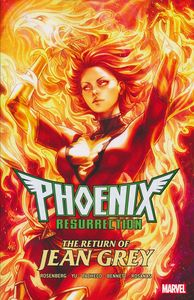 [Phoenix Resurrection: The Return Of Jean Grey (Artgerm Variant) (Product Image)]