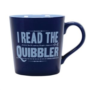 [Harry Potter: Mug: Luna I Read The Quibbler (Product Image)]