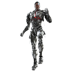 [DC: Justice League Movie: Hot Toys Action Figure: Cyborg (Special Edition) (Product Image)]