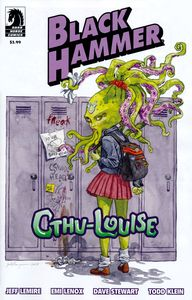 [Black Hammer: Cthu-Louise (Cover B Thompson) (Product Image)]