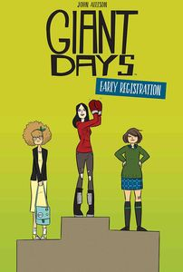 [Giant Days: Early Registration (Signed) (Product Image)]