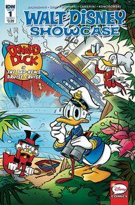 [Walt Disney Showcase #1 (Donald Duck Cover A) (Product Image)]