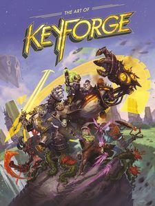 [Art Of Keyforge (Hardcover) (Product Image)]