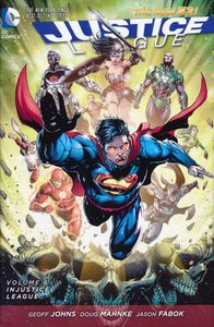 [Justice League: Volume 6: Injustice League (N52) (Hardcover) (Product Image)]
