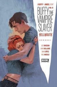 [Buffy The Vampire Slayer #12 (Cover A Main Aspinall) (Product Image)]