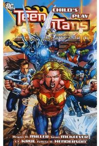 [Teen Titans: Childs Play (Titan Edition) (Product Image)]