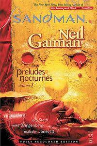[Sandman: Volume 1: Preludes And Nocturnes (Titan Edition) (Product Image)]
