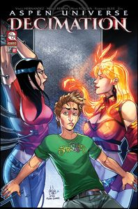 [Aspen Universe: Decimation #2 (Cover A Renna) (Product Image)]