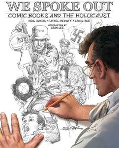 [We Spoke Out: Comic Books & The Holocaust (Hardcover) (Product Image)]
