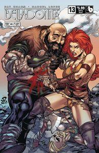 [Belladonna: Fire Fury #13 (Viking Vixen) (Product Image)]
