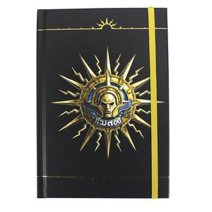 [Warhammer: Age Of Sigmar A5 Notebook: Stormcast Eternal (Product Image)]