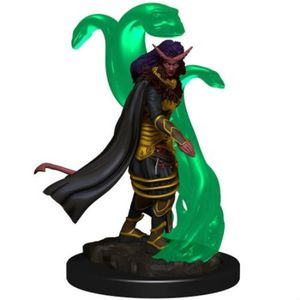 [Dungeons & Dragons: Icons Of The Realms Premium Figure: Sorcerer (Female) (Product Image)]