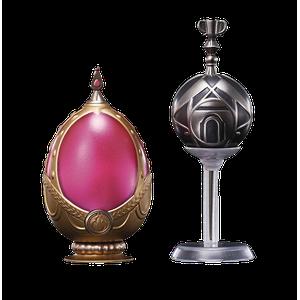 [Puella Magi Madoka Magica: Soul Gem & Grief Seed Replica Set: Madoka Kaname (Product Image)]