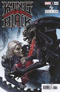[King In Black #3 (Giangiordano Marvel Vs Alien Variant) (Product Image)]