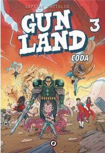 [Gunland: Volume 3: Coda (Product Image)]