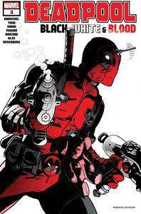 [Deadpool: Black White & Blood #3 (Product Image)]