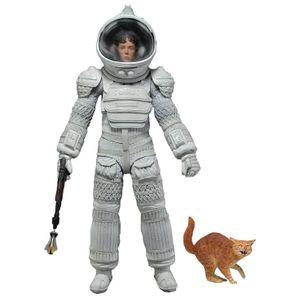 [Alien: Series 4 Action Figures: Ripley In Nostromo Spacesuit (Product Image)]