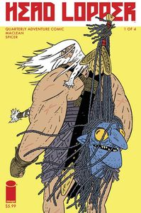 [Head Lopper #1 (Cover A MacLean) (Product Image)]