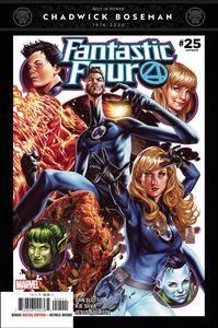 [Fantastic Four #25 (Product Image)]