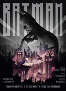 [Batman: The Definitive Visual History (Hardcover) (Product Image)]