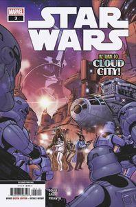[Star Wars #3 (2nd Printing Silva Variant) (Product Image)]