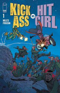 [Kick-Ass Vs Hit-Girl #1 (Cover D Araujo) (Product Image)]